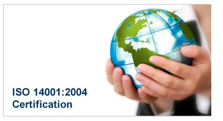 ISO 14001:2004 Certification Mumbai India